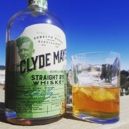 Clyde May